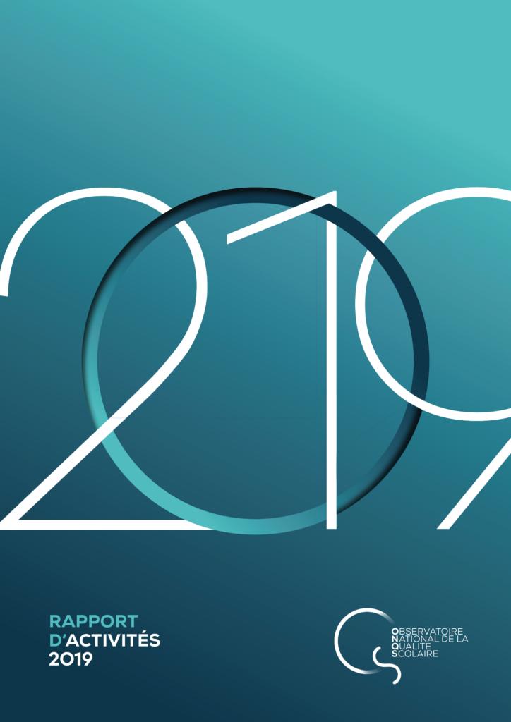 Rapport d'activités 2019 thumbnail