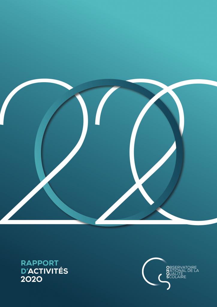 Rapport d'activités 2020 thumbnail
